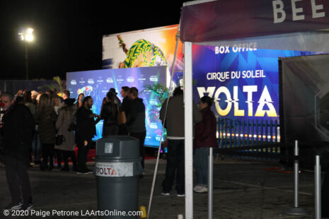 Single image for CIRQUE DU SOLEIL VOLTA / OPENING NIGHT – JAN 21, 2020