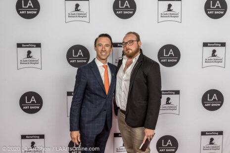 Single image for LA Art Show / Opening Night 25th Year – Feb 5, 2020