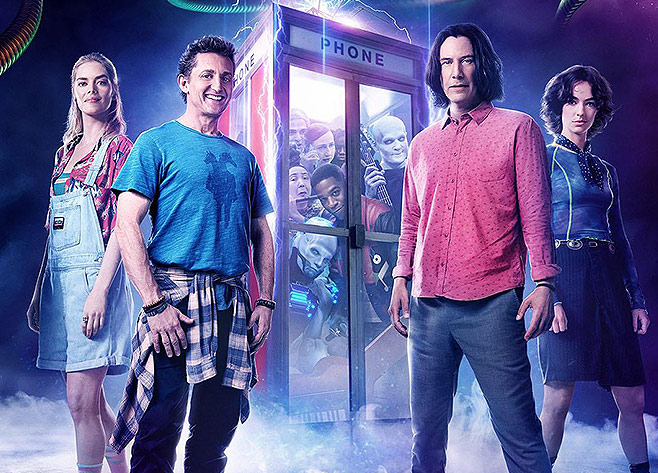 Bill & Ted Face The…