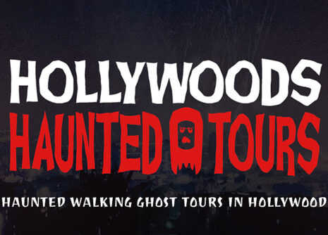 Image for Haunted Hollywood