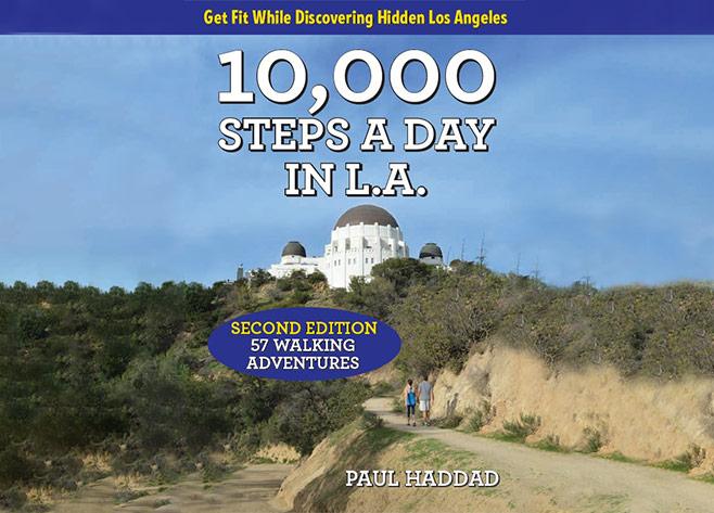 10,000 STEPS A DAY IN LA