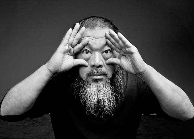Image for AI Weiwei: Trace
