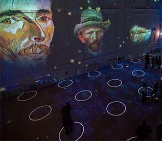 Image for Immersive Van Gogh