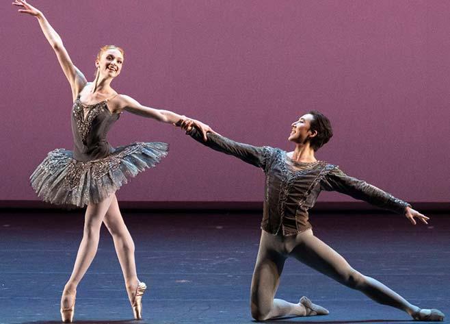 Image for Ballet at Segerstrom