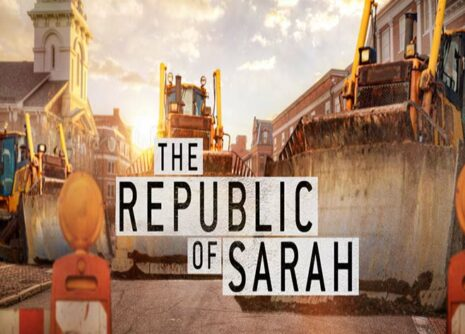 Image for THE REPUBLIC OF SARAH