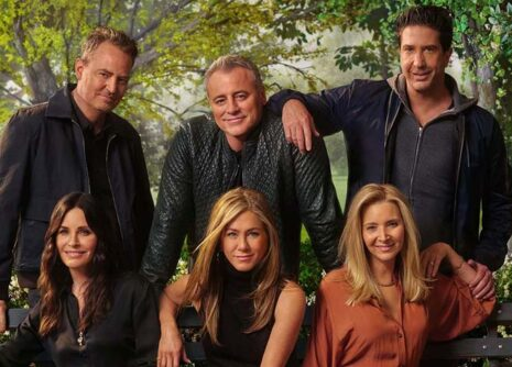 Image for FRIENDS: THE REUNION