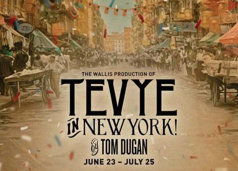 Image for Tevye in New York