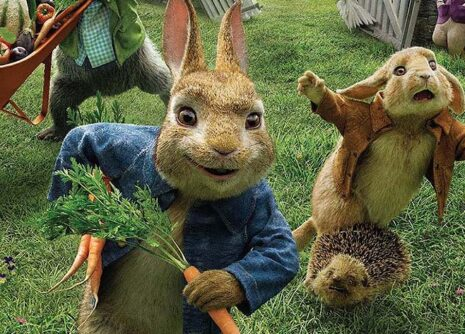 Image for Peter Rabbit 2