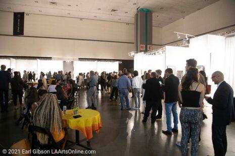 Single image for LA Art Show / Opening Night-July 29, 2021