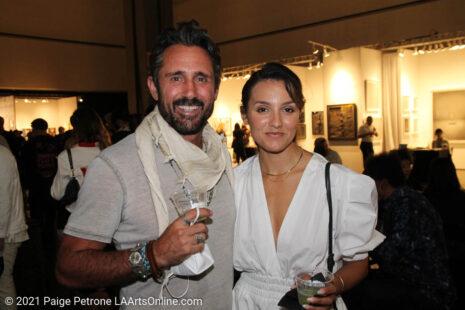 Single image for LA Art Show / Opening Night – July 29, 2021